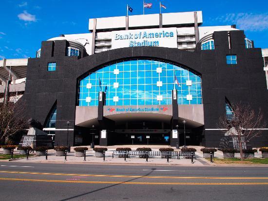 Charlotte Restaurants Near Bank Of America Stadium
